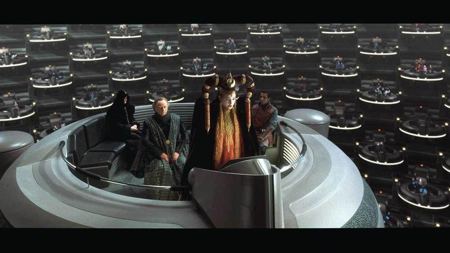 El Congreso Galáctico