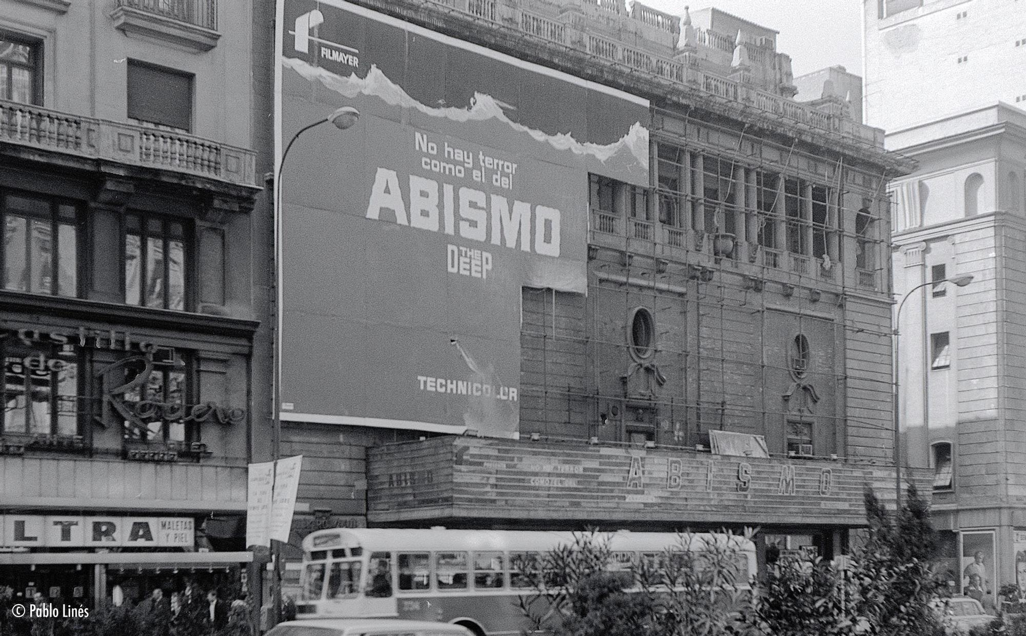 Vista de los cines en el Palacio de la Música | TIENES UN TESORO
