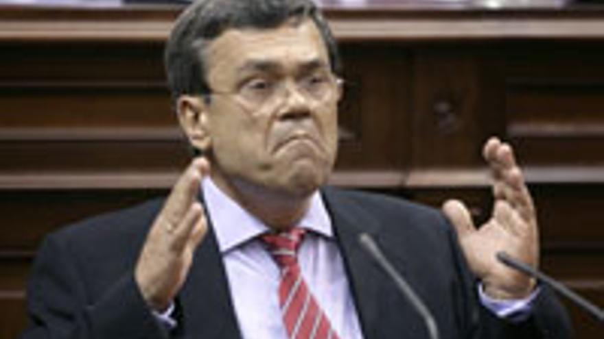 Pérez-Camacho, que ya sabe más que García Panasco, el fiscal jefe de Las Palmas.