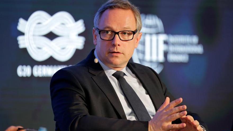 Investigan al presidente de las Cajas de Ahorro alemanas por evasión fiscal
