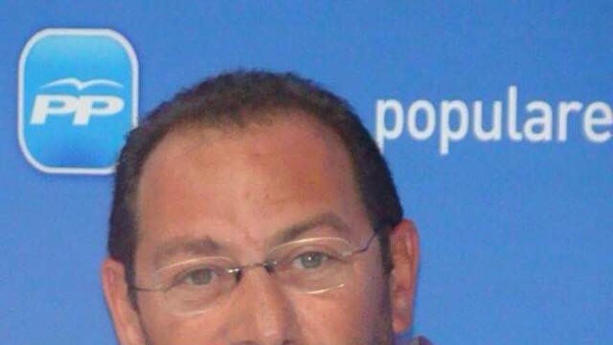 Secretario general del PP de Fuerteventura, Carlos Figueroa
