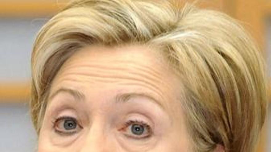 Hillary Clinton descarta presentarse de nuevo a la Presidencia de EE.UU