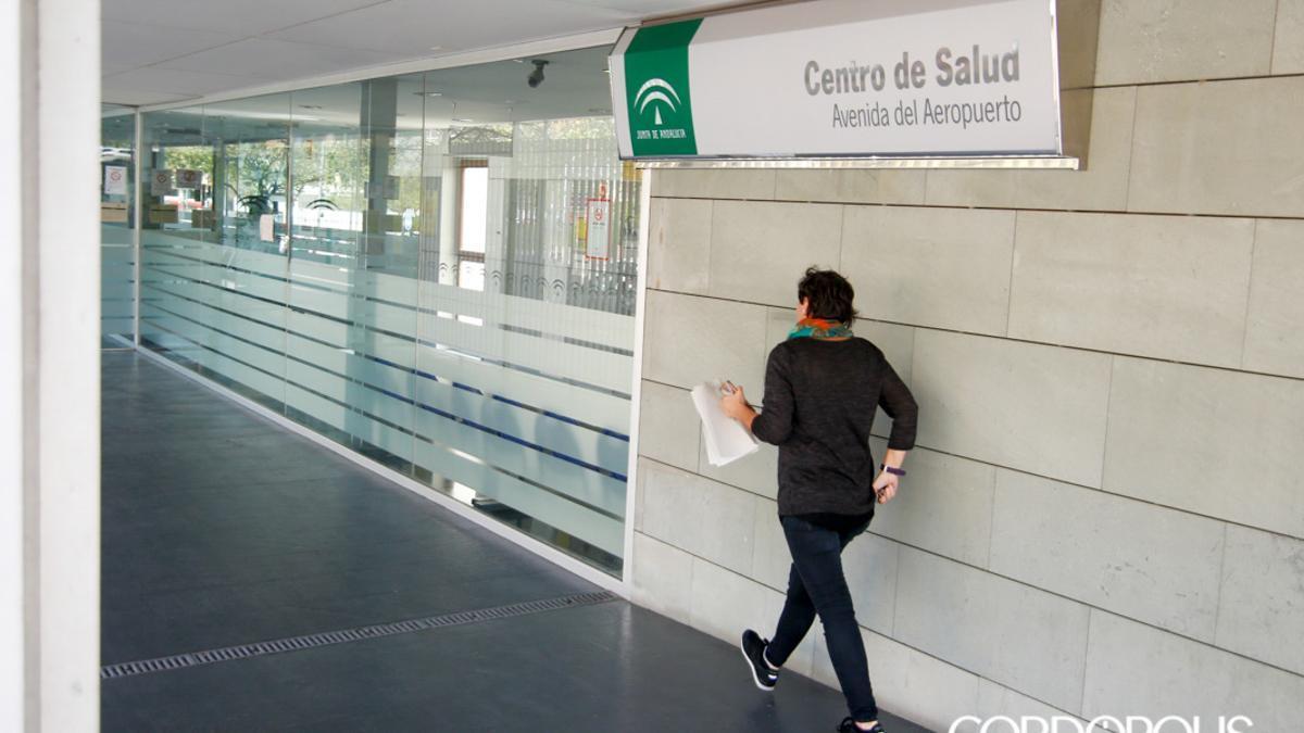Centro de Salud de la avenida del Aeropuerto