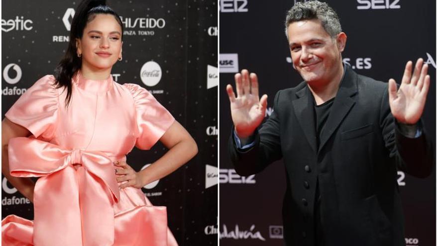 Alejandro Sanz y Rosalía, duelo español en unos Latin Grammy de aniversario