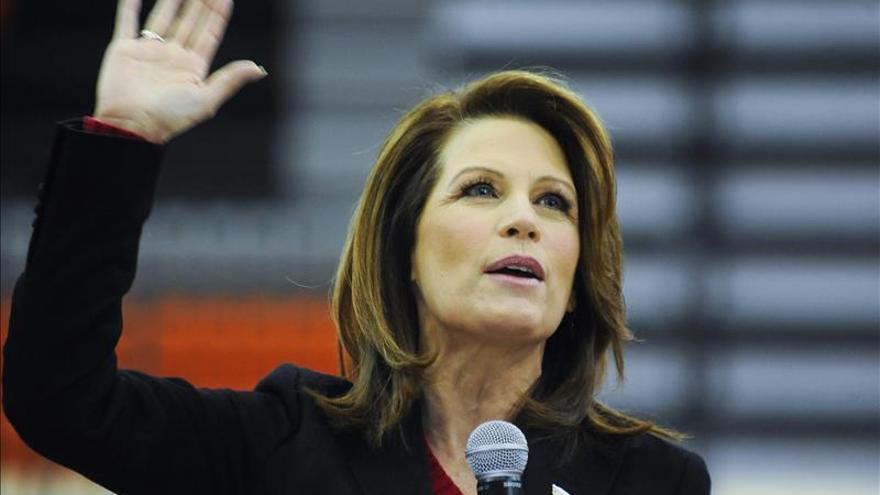 Michele Bachmann, figura de Tea Party, no se presentará a la reelección en el Congreso