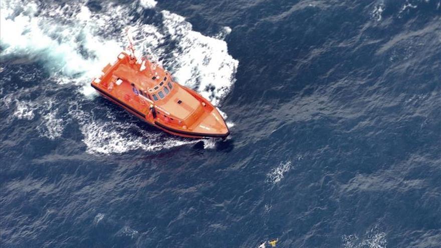 Dan el alta a uno de los ocupantes del helicóptero accidentado en Valencia