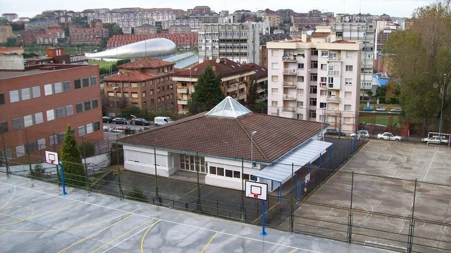 Área de Infantil en el CEIP Sardinero.