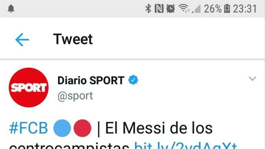 Sport futbolista Messi