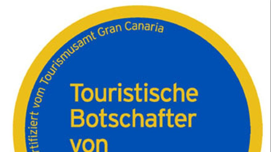 Logo de la campaña que el Patronato de Turismo de Gran Canaria tiene en marcha desde 2008. (CANARIAS AHORA)