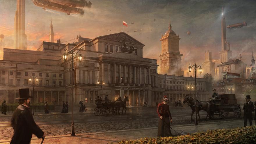 Varsovia The Order 1886