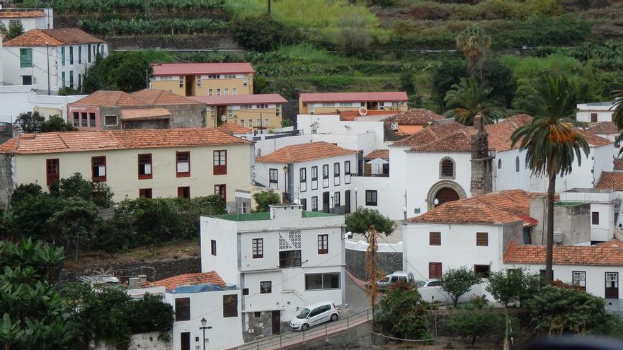 Barrio del Convento, Hermigua