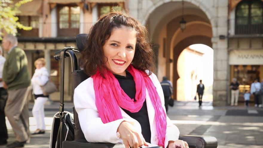 Virginia Felipe, candidata de Podemos a senadora de designación autonómica