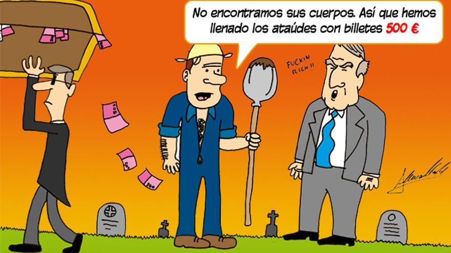 Sin Botín, Álvarez y Barrondo
