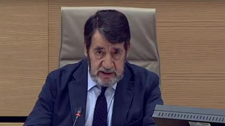El que fuera vocal de la Comisión de Investigación de Accidentes e Incidentes de Aviación Civil en 2008, Valentín Villarroel.
