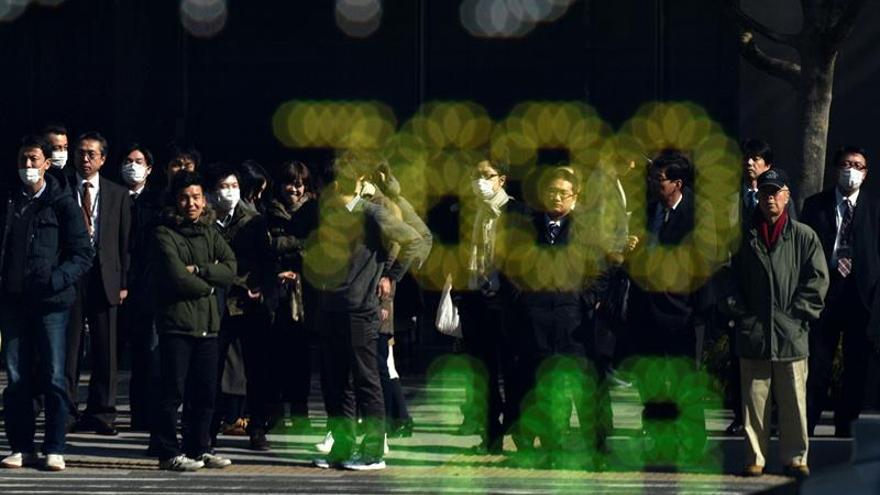 Mejora la confianza de las grandes empresas japonesas en junio