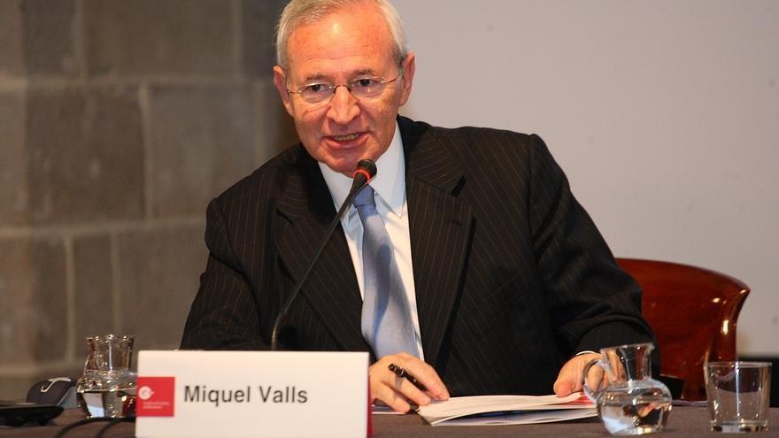 El presidente de la Cámara de Comercio de Barcelona afirma que el Gobierno debe 4.000 millones a Cataluña