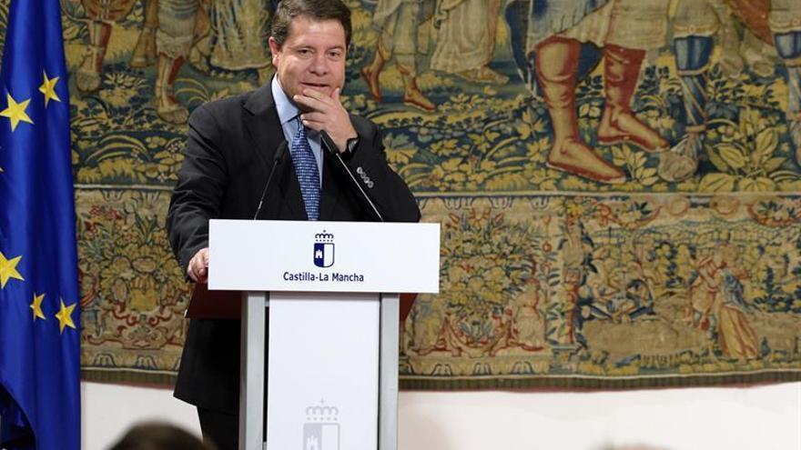 García-Page: Pueden cambiar las cosas tras las elecciones vascas y gallegas