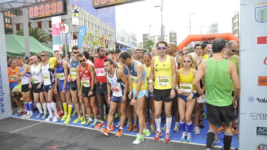 El Maratón 2013 inunda las calles de LPGC #7