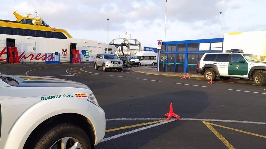 La Guardia Civil realiza más de 50 denuncias en cuatro días en Fuerteventura por incumplir las medidas anticovid