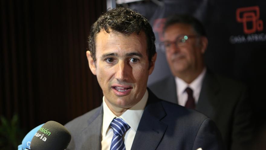 Miguel García, director de la Sociedad para el Desarrollo de las Telecomunicaciones de Gran Canaria