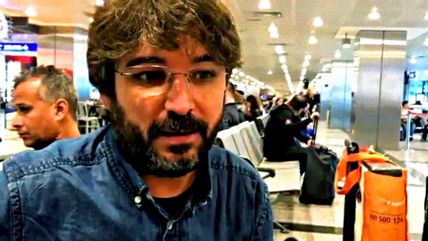 Jordi Évole rumbo a Raqqa