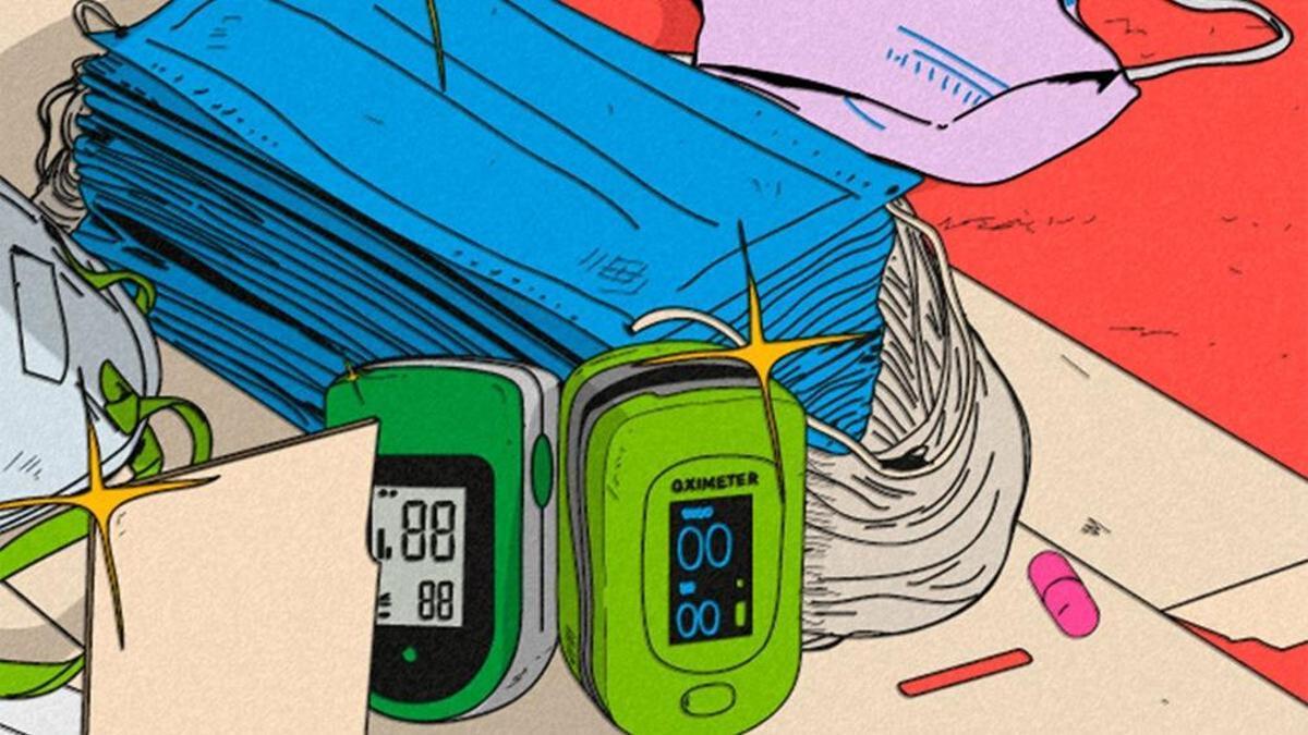 Los oxímetros estuvieron entre los productos más buscados durante el Hot Sale.