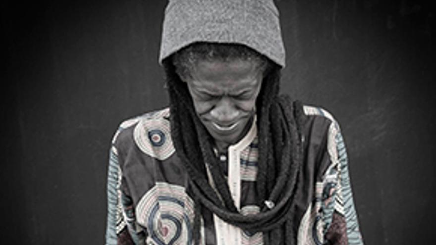 El senegalés Cheikh Lô, uno de los artistas que participará en el Festival Boreal de Los Silos.