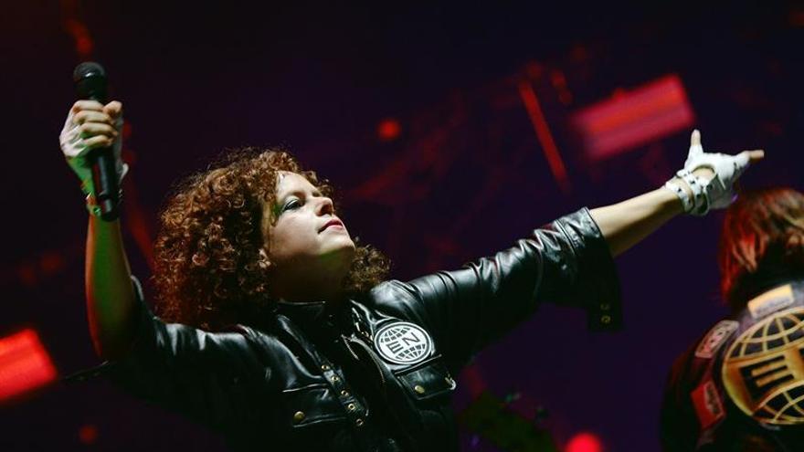 Arcade Fire magnetiza al público colombiano de la mano de Bomba Estéreo
