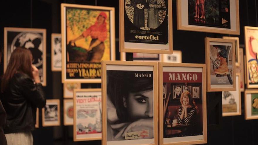 Exposición en México muestra evolución de publicidad de las marcas españolas