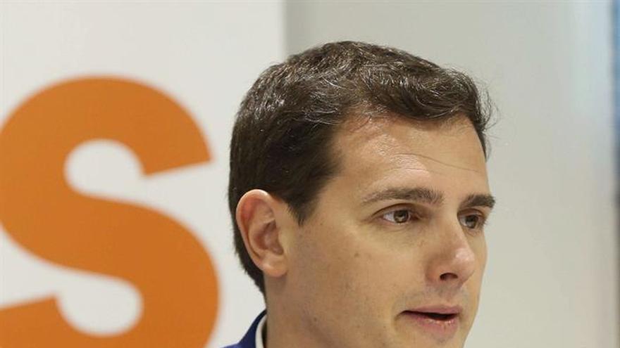 Rivera: Salvo que imputaran a Rajoy, no hay motivo para buscar otra mayoría