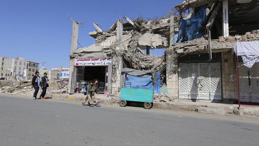 La guerra en Yemen puede causar una hambruna este año, según la ONU