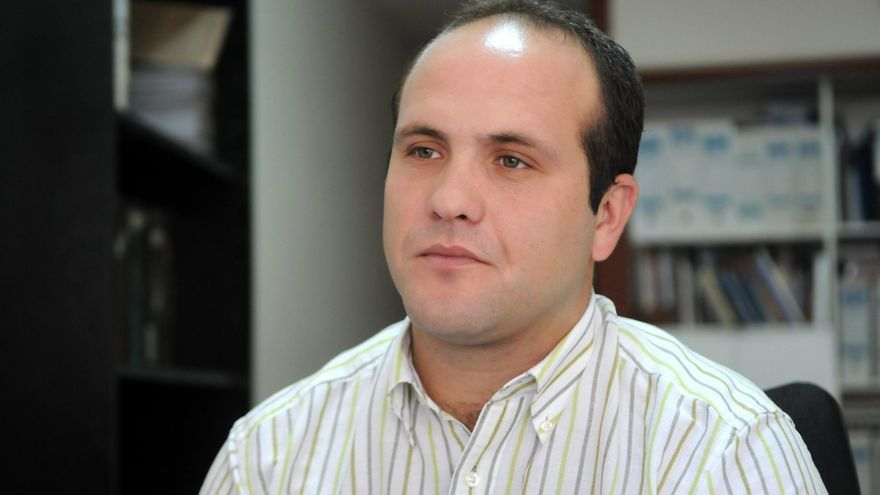 Antonio González Fortes, portavoz de Sí Se Puede en Buenavista del Norte