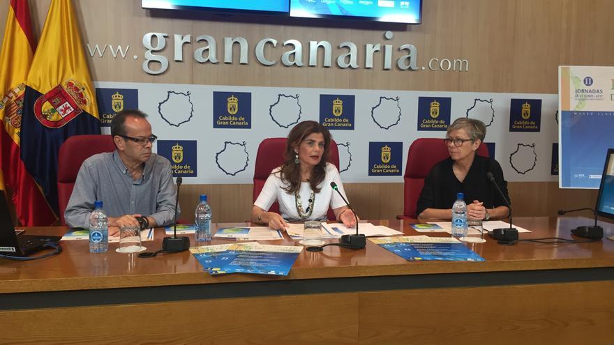 Presentación de las Jornadas del Paisaje de Gran Canaria