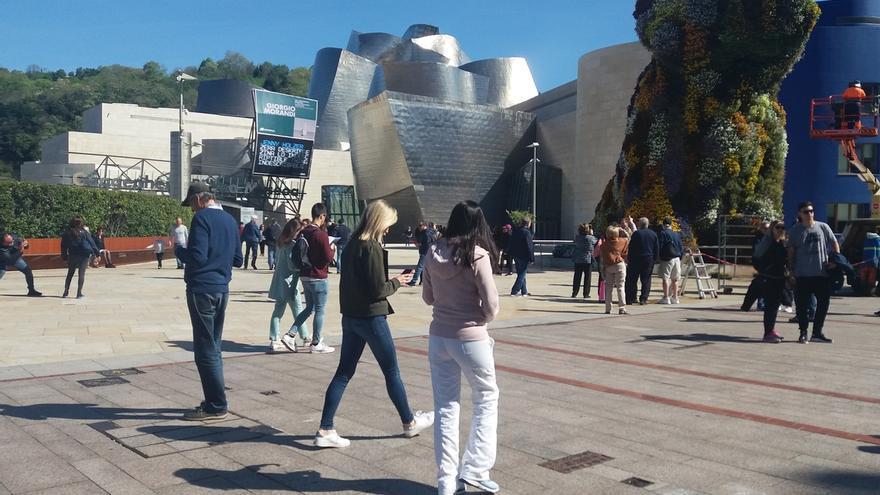 El Museo Guggeheim Bilbao estudia ampliar la gratuidad hasta los 18 años a partir de 2020