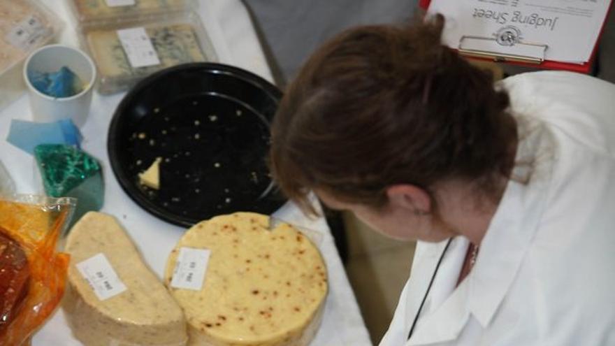 Este viernes abre sus puertas la 'World Cheese Awards' (QUIQUE CURBELO)