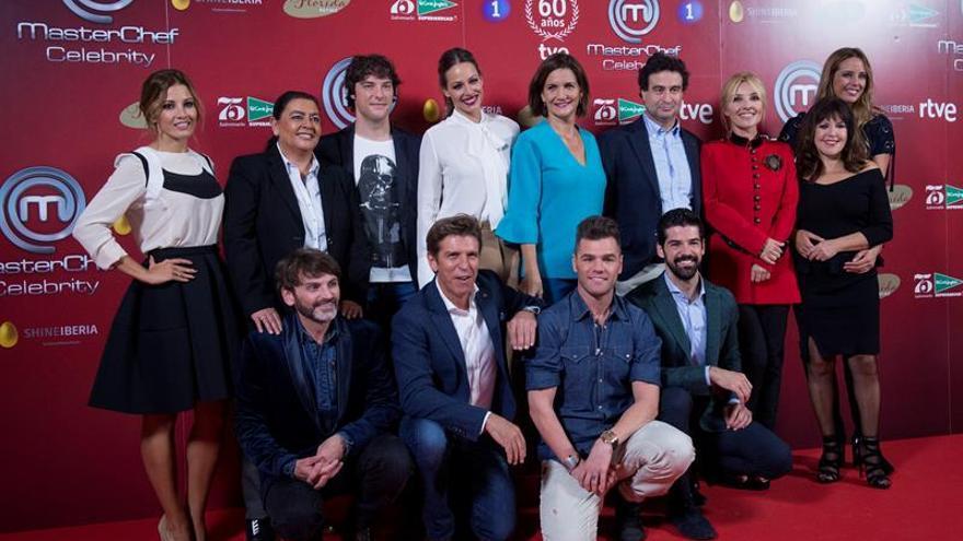 Y el primer MasterChef Celebrity España es...