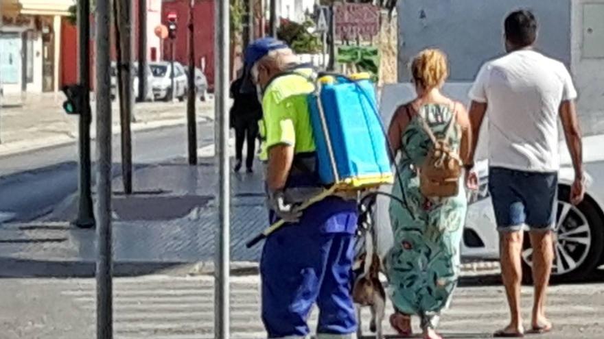 """Ecologistas en Acción y WWF denuncian el uso de glifosato en pueblos y ciudades de Guadalajara: """"Se incumple la normativa"""""""