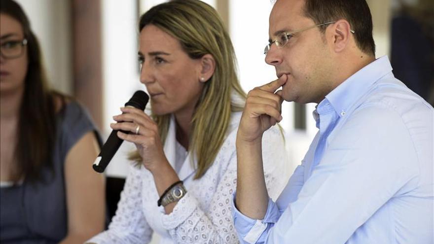 Luena dice que el PSOE es la opción más central y mayoritaria para encarar los nuevos tiempos