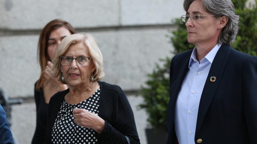 La número dos de Carmena en el Ayuntamiento de Madrid se postula para ser su sucesora