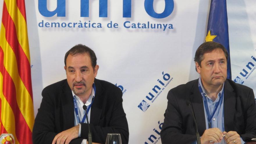 UDC subraya que el debate sobre la consulta debe liderarlo Mas