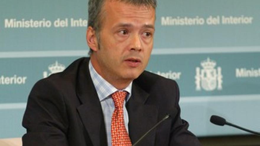 Antonio Camacho, secretario de Estado de Seguridad