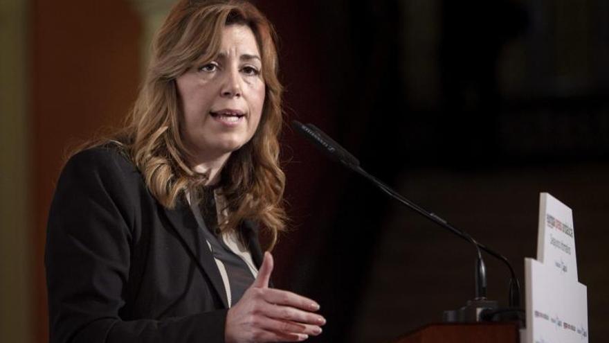 """Díaz defenderá ante Mas el """"proyecto común de España"""" y un modelo federal"""