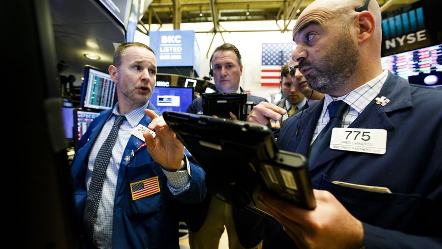 Wall Street abre en verde y el Dow sube un 0,20 %