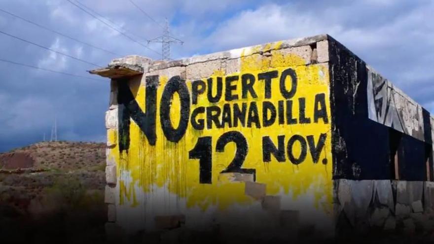 De las manifestaciones contra el puerto de Granadilla al 3%, en menos de un minuto