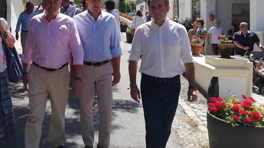 """Juanma Moreno (PP-A) ve """"anecdótico"""" y """"aislado"""" casos de salidas de 'populares' a Cs"""