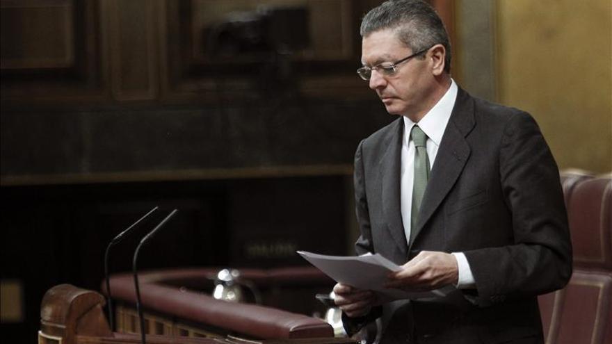 """Los secretarios judiciales """"congelan"""" las relaciones con Ruiz-Gallardón"""