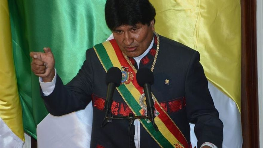Morales reclama a Uruguay entregar presidencia temporal de Mercosur a Maduro