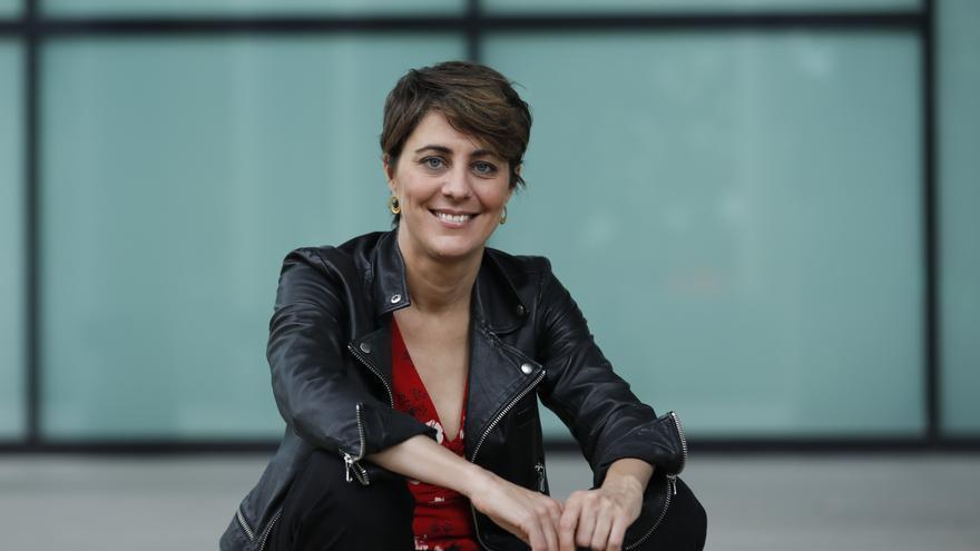 Lorena Ruiz-Huerta, diputada y portavoz de Podemos en la Asamblea de Madrid