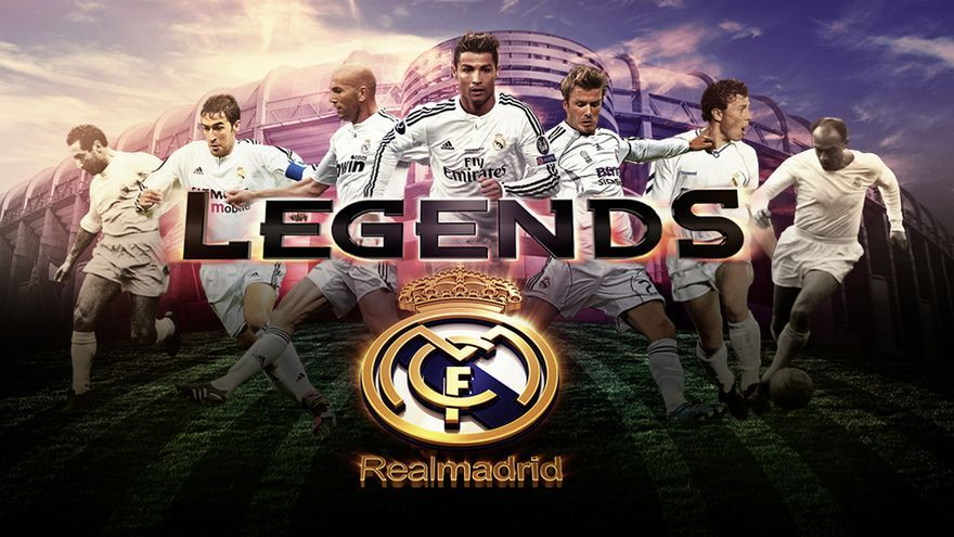 Real Madrid Legends