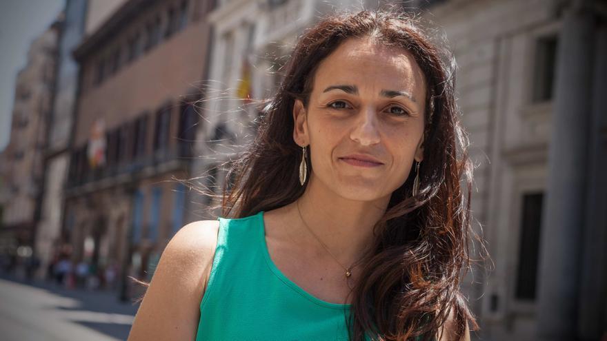 Sandra González- Bailón. Foto: Juan Manzanara